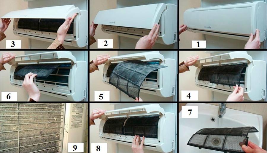 mantenimiento aire acondicionado precio, limpiar aparato aire acondicionado casa, mantenimiento aire acondicionado por conductos