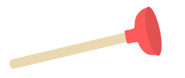 Desacatador de ventosa clásico, como desatascar el fregadero con bicarbonato, como desatascar el fregadero con vinagre y bicarbonato, como desatascar el fregadero sin desatascador