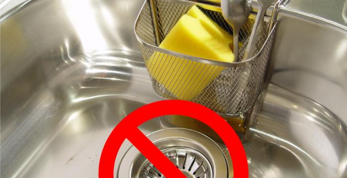 fregadero tapado, fregadero obstruido, como desatascar fregadero cocina, como desatascar un fregadero doble, como desatascar tubería fregadero